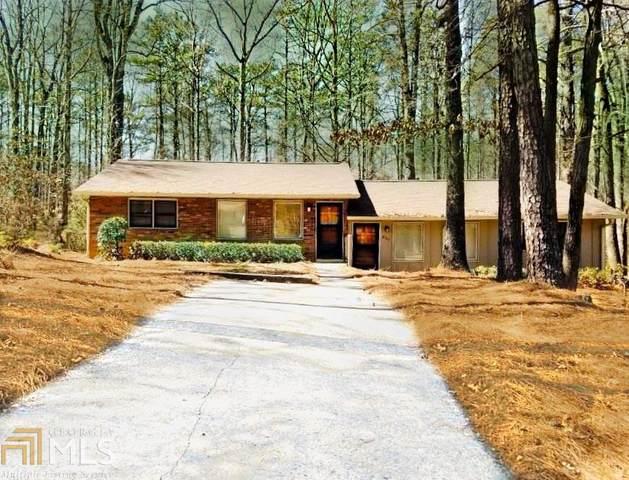 4373 Springwood Ter, Forest Park, GA 30297 (MLS #8812020) :: Bonds Realty Group Keller Williams Realty - Atlanta Partners