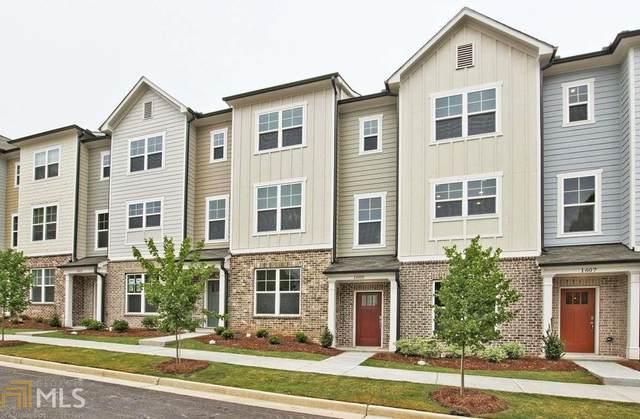 1636 Venture Point Way #46, Decatur, GA 30032 (MLS #8812181) :: BHGRE Metro Brokers