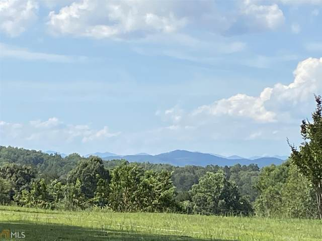 0 The View Lot 1, Toccoa, GA 30577 (MLS #8812212) :: Rich Spaulding