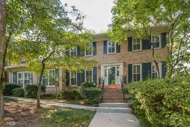 5532 Mount Vernon Way, Dunwoody, GA 30338 (MLS #8812283) :: Scott Fine Homes at Keller Williams First Atlanta