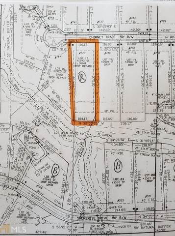 740 Chimney Trce, Monroe, GA 30656 (MLS #8812410) :: The Heyl Group at Keller Williams