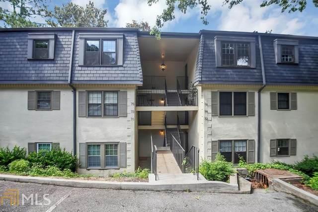 71 Montre Sq, Atlanta, GA 30327 (MLS #8812421) :: Bonds Realty Group Keller Williams Realty - Atlanta Partners
