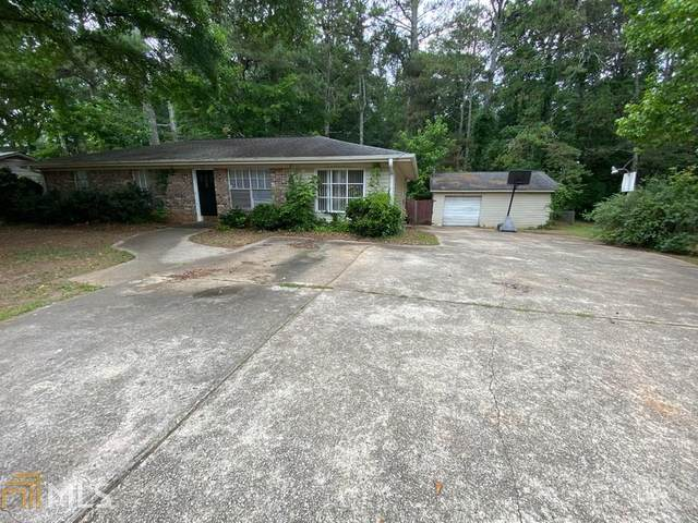 4690 SW Flint Hill Road, Austell, GA 30106 (MLS #8812506) :: Bonds Realty Group Keller Williams Realty - Atlanta Partners