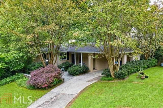 2901 North Hills Dr, Atlanta, GA 30305 (MLS #8812511) :: RE/MAX Eagle Creek Realty