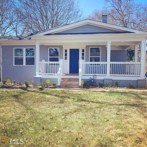 395 Morgan Pl, Atlanta, GA 30317 (MLS #8812587) :: Buffington Real Estate Group