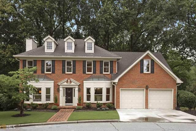 1481 Sheridan Walk, Atlanta, GA 30324 (MLS #8812626) :: Buffington Real Estate Group