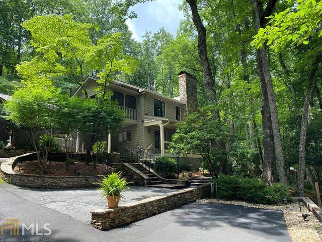 129 Soaring Hawk Cir, Big Canoe, GA 30143 (MLS #8812722) :: Buffington Real Estate Group