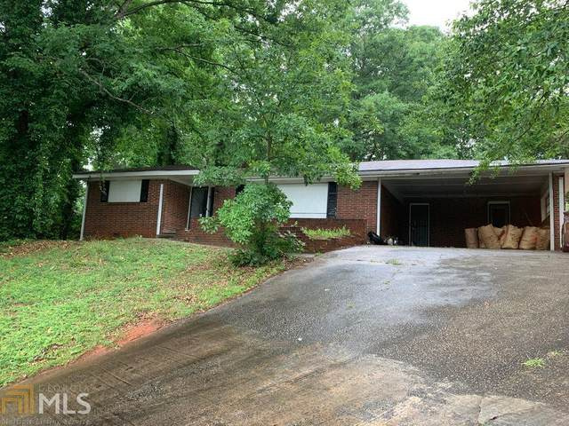 2538 Dawn Dr, Decatur, GA 30032 (MLS #8812731) :: Buffington Real Estate Group