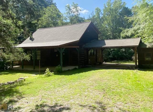 243 Lynn Dr, Fayetteville, GA 30215 (MLS #8812800) :: Rich Spaulding