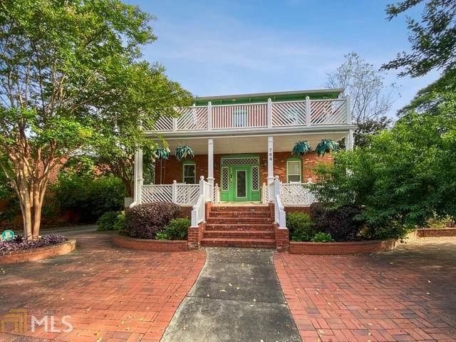 764 Edgewood Ave #1, Atlanta, GA 30307 (MLS #8812880) :: Athens Georgia Homes