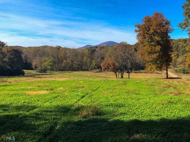 0 Amys Creek Rd, Clarkesville, GA 30523 (MLS #8813195) :: The Heyl Group at Keller Williams
