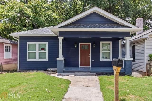998 Mayson Turner Rd, Atlanta, GA 30314 (MLS #8813317) :: Crown Realty Group
