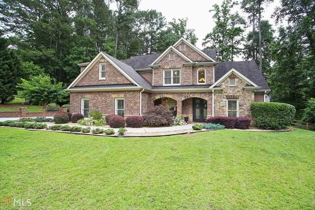 15725 Hopewell Rd, Milton, GA 30004 (MLS #8813523) :: The Heyl Group at Keller Williams