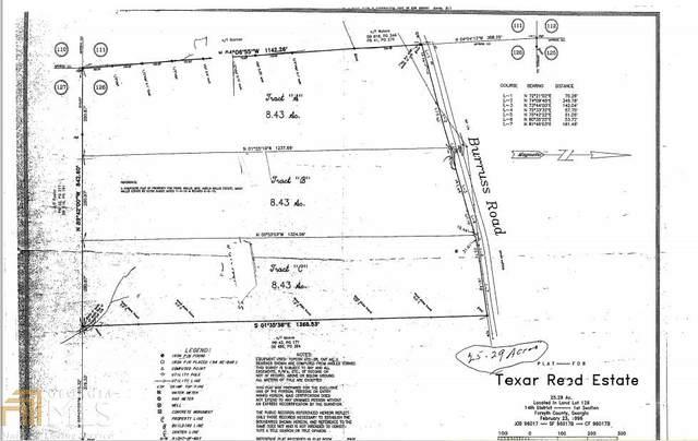 0 Burruss Rd A,B,C, Cumming, GA 30028 (MLS #8813545) :: The Heyl Group at Keller Williams