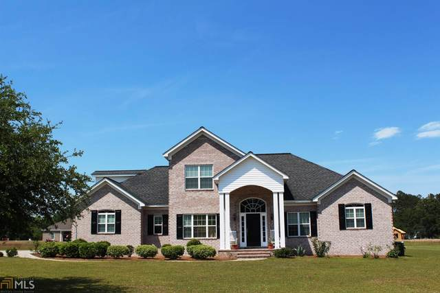 321 Malina Way, Brooklet, GA 30415 (MLS #8813587) :: Rettro Group