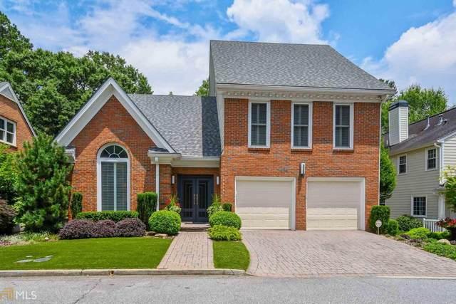 1541 Sheridan Walk, Atlanta, GA 30324 (MLS #8813724) :: Buffington Real Estate Group