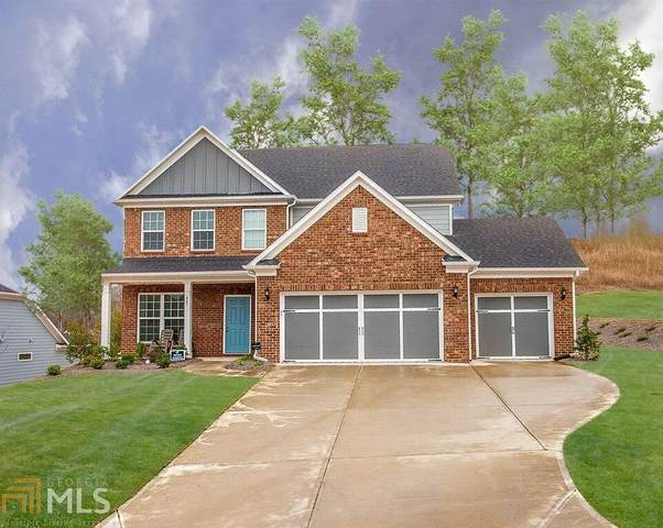 467 Greyfield Dr, Canton, GA 30115 (MLS #8813726) :: Crown Realty Group