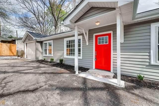 5917 Oakdale Rd, Mableton, GA 30126 (MLS #8813746) :: Buffington Real Estate Group