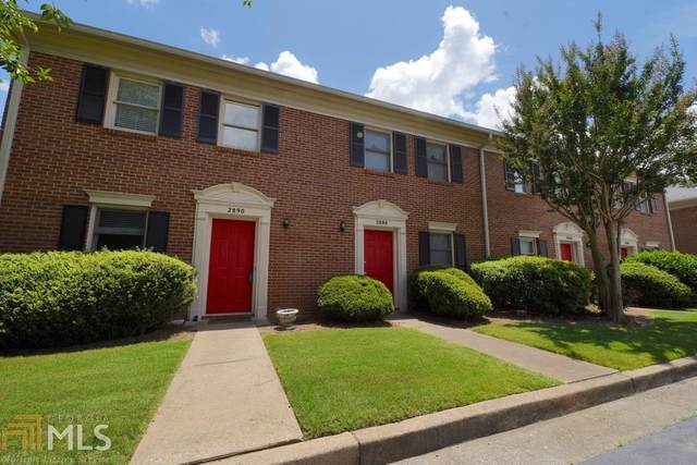 2890 Webb Bridge Rd, Alpharetta, GA 30009 (MLS #8813882) :: The Heyl Group at Keller Williams
