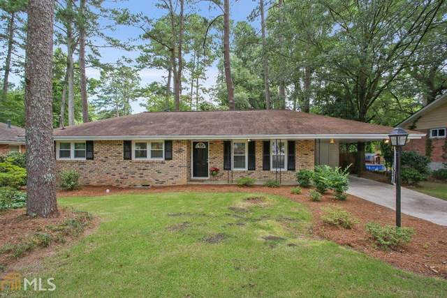 2344 Arrow Cir, Atlanta, GA 30341 (MLS #8813913) :: Buffington Real Estate Group