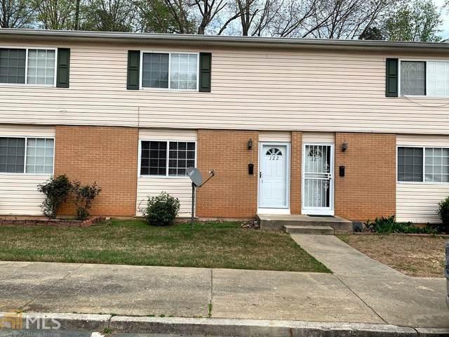 405 SW Fairburn Rd #122, Atlanta, GA 30331 (MLS #8813916) :: Military Realty