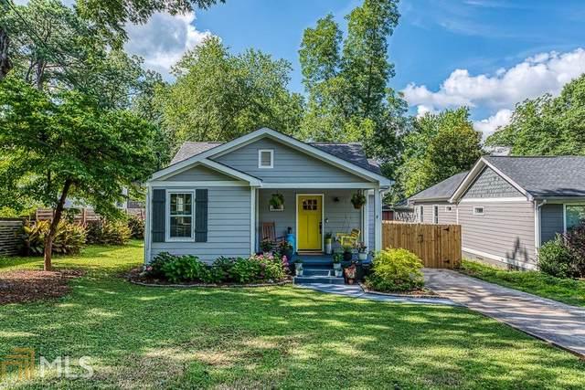 1673 Stanwood Avenue, Atlanta, GA 30317 (MLS #8814021) :: Bonds Realty Group Keller Williams Realty - Atlanta Partners