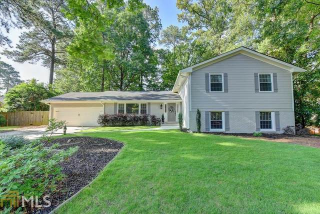 2539 Stonington Rd, Dunwoody, GA 30338 (MLS #8814086) :: Scott Fine Homes at Keller Williams First Atlanta