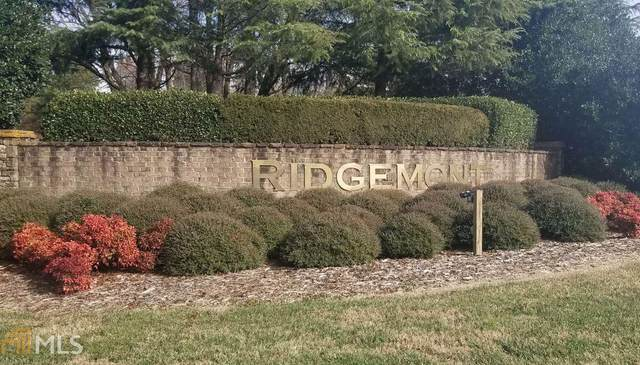 0 Ridgemont Ridgemont Lot 1, Ellijay, GA 30536 (MLS #8814154) :: Rich Spaulding