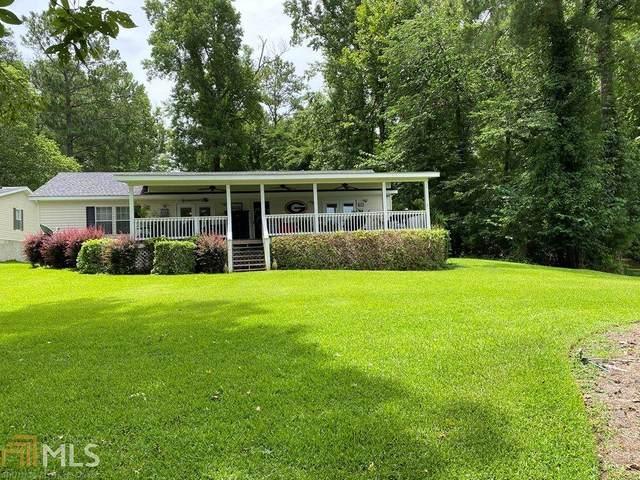 117 NW Discher Rd, Milledgeville, GA 31061 (MLS #8814176) :: The Realty Queen & Team
