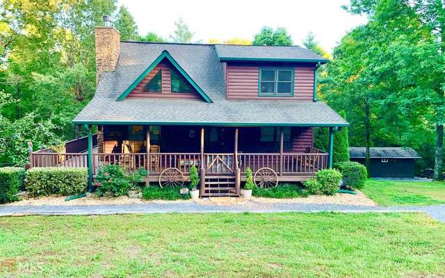 2509 Brookhaven Dr, Young Harris, GA 30582 (MLS #8814209) :: The Heyl Group at Keller Williams