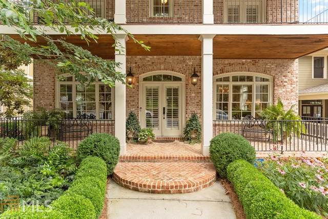 280 W Peachtree St, Norcross, GA 30071 (MLS #8814219) :: Military Realty