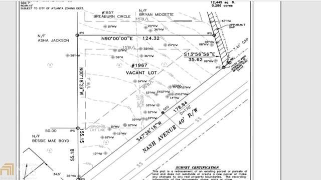 1967 Nash, Atlanta, GA 30316 (MLS #8814243) :: The Heyl Group at Keller Williams