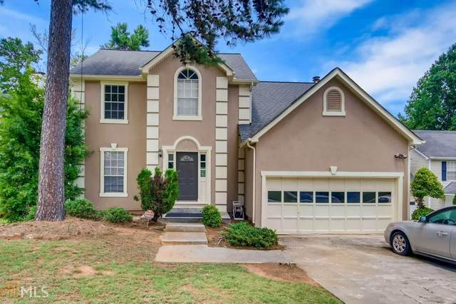 878 Shore Dr, Lithonia, GA 30058 (MLS #8814377) :: Buffington Real Estate Group