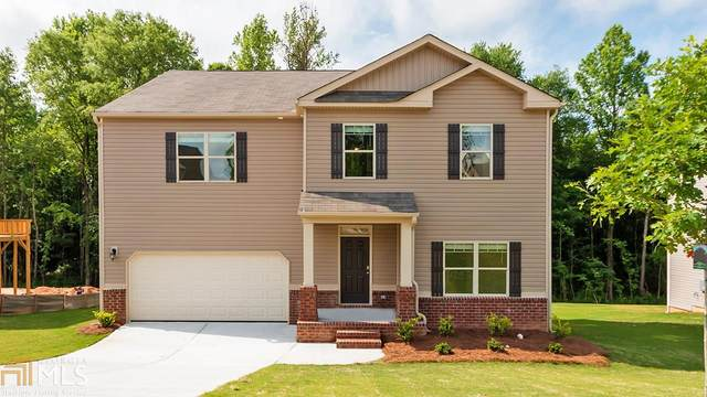25 Filson Dr, Senoia, GA 30276 (MLS #8814437) :: The Durham Team