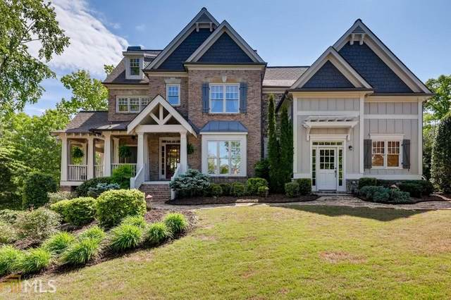 501 Wooded Mountain Trl, Canton, GA 30114 (MLS #8814490) :: Rettro Group