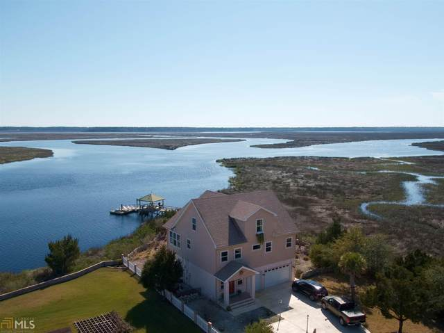 829 E Riverview Dr, St. Marys, GA 31558 (MLS #8814491) :: Military Realty