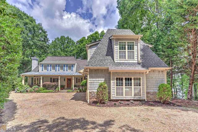 9180 Four Mile Creek Rd, Gainesville, GA 30506 (MLS #8814520) :: The Heyl Group at Keller Williams