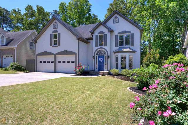 407 Middle Valley Ln, Woodstock, GA 30189 (MLS #8814540) :: The Heyl Group at Keller Williams
