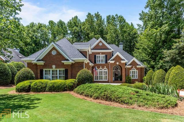 3155 Wolf Willow Close, Milton, GA 30004 (MLS #8814573) :: The Heyl Group at Keller Williams