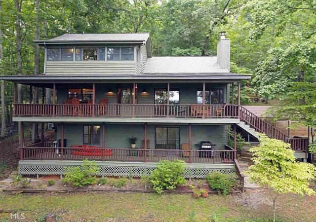307 Pine Ridge Acres #4, Blairsville, GA 30512 (MLS #8814591) :: Scott Fine Homes at Keller Williams First Atlanta