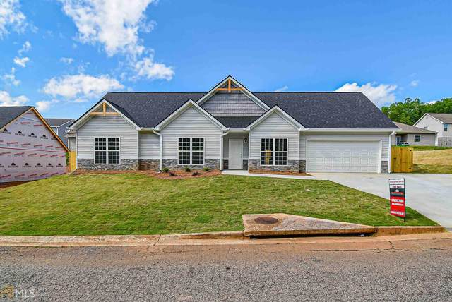 350 Highland Pointe Drive #25, Alto, GA 30510 (MLS #8814593) :: Rettro Group