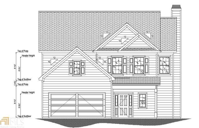49 Kestrel #134, Dawsonville, GA 30534 (MLS #8814596) :: Tim Stout and Associates