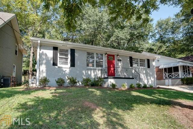 2657 Jewel St, East Point, GA 30344 (MLS #8814599) :: The Heyl Group at Keller Williams