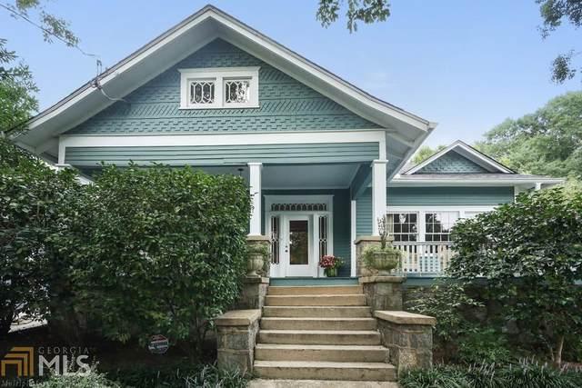 362 Peachtree Avenue, Atlanta, GA 30305 (MLS #8814616) :: Scott Fine Homes at Keller Williams First Atlanta