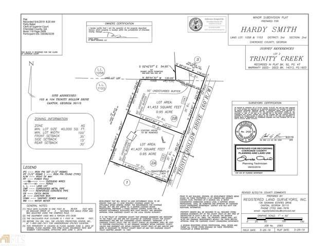 104 Trinity Hollow Drive, Canton, GA 30115 (MLS #8814628) :: Rettro Group