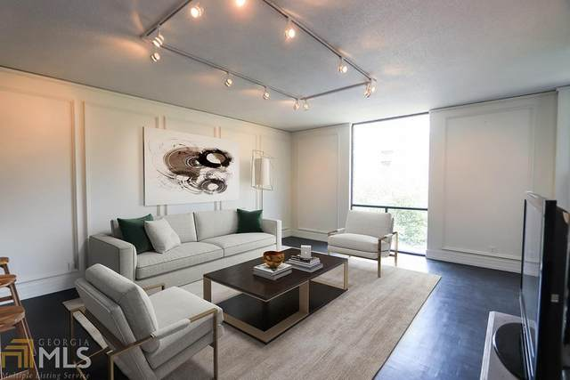130 26th Street Nw #504, Atlanta, GA 30309 (MLS #8814653) :: Buffington Real Estate Group