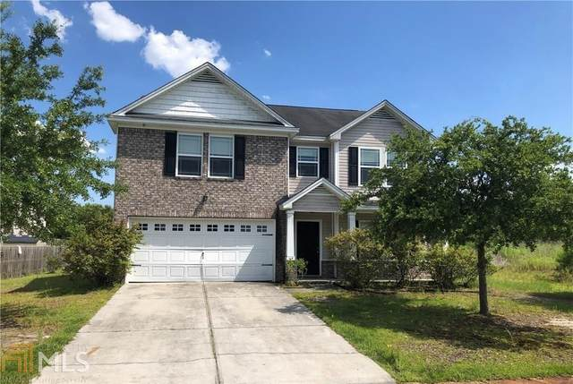 412 Seabreeze Dr, Guyton, GA 31312 (MLS #8814677) :: Buffington Real Estate Group
