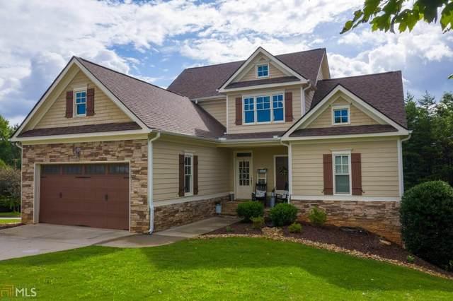501 Morgan Ln, Dawsonville, GA 30534 (MLS #8814704) :: Rettro Group