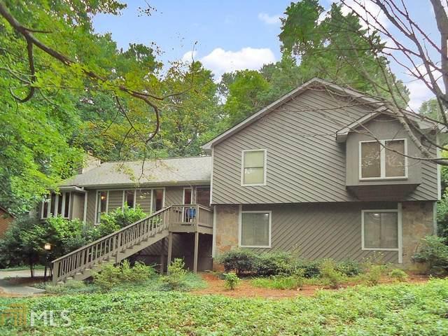 3585 Scotts Mill Run, Peachtree Corners, GA 30096 (MLS #8814730) :: Scott Fine Homes at Keller Williams First Atlanta