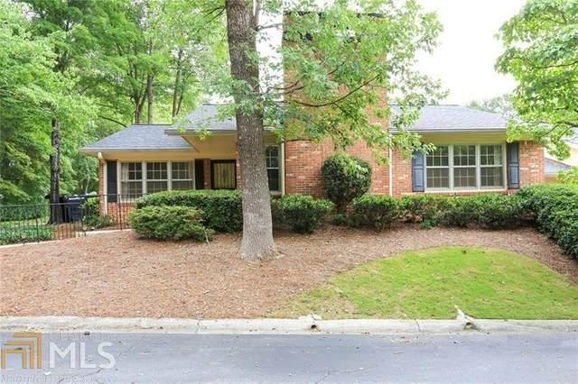 6417 W Deer Hollow Way, Peachtree Corners, GA 30092 (MLS #8814769) :: Scott Fine Homes at Keller Williams First Atlanta